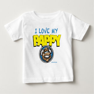 I LOVE MY PAPPY BABY T-Shirt