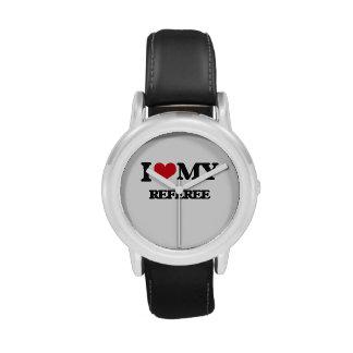I love my Referee Wristwatch