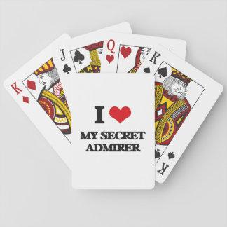 I love My Secret Admirer Card Deck