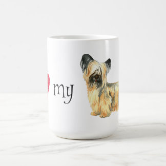 I Love my Skye Terrier Coffee Mug