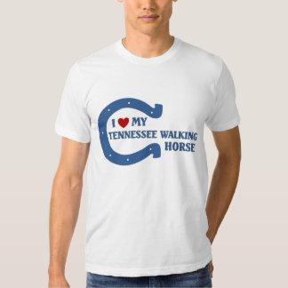 I love my Tennessee walking horse Tshirt