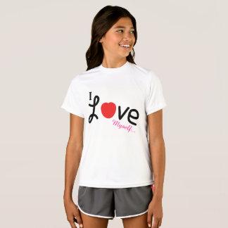 I love myself girl tshirt