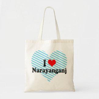 I Love Narayanganj, Bangladesh Tote Bag