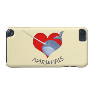 I love Narwhals iPod Touch (5th Generation) Cases