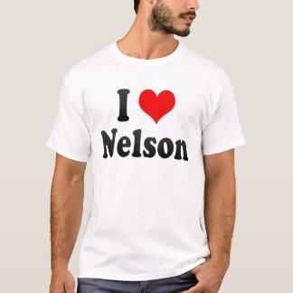 I Love Nelson, New Zealand T-Shirt