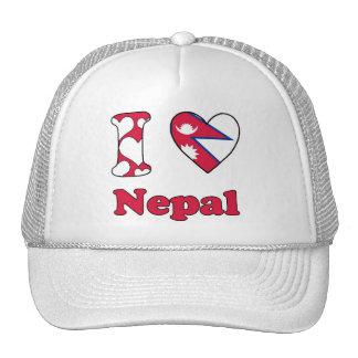 I love Nepal Cap