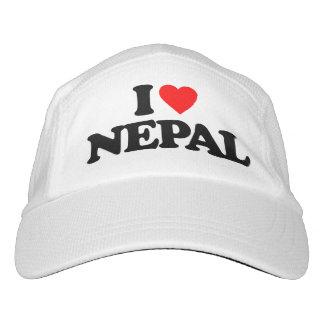 I LOVE NEPAL HAT
