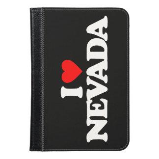 I LOVE NEVADA iPad MINI CASE