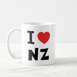 I love new zealand coffee mug