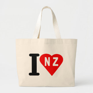i_love_New--Zealand.png Large Tote Bag
