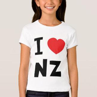 I love new zealand T-Shirt