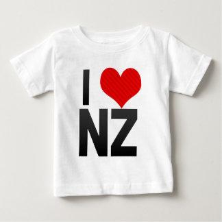 I Love NZ T-shirts