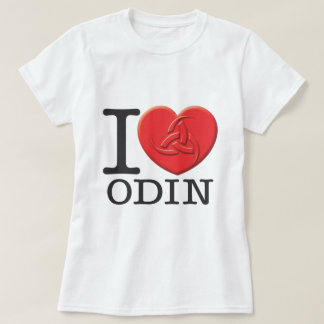 I Love Odin T-Shirt