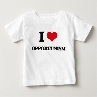 I Love Opportunism T-shirt