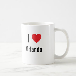 I love Orlando Coffee Mug