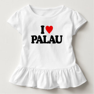 I LOVE PALAU TODDLER T-Shirt