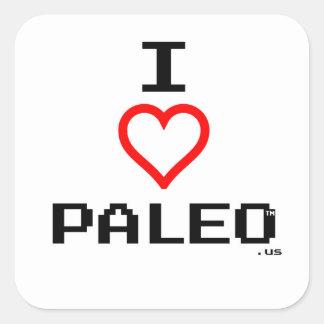 I Love Paleo Sticker