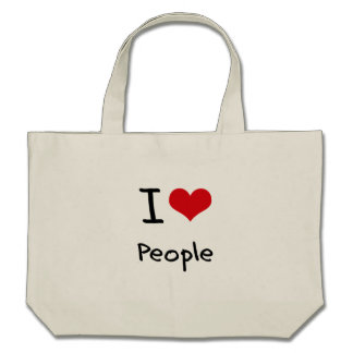 I love People Bags