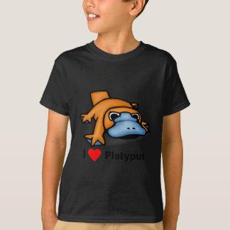 I love Platypus T-Shirt