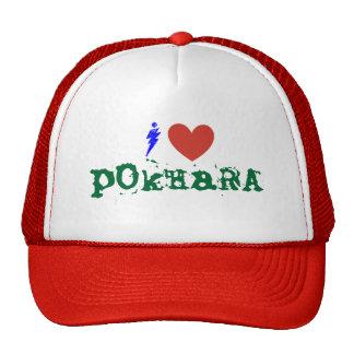 i love pokhara cap