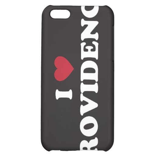 I Love Providence Rhode Island iPhone 5C Case