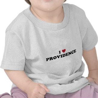 I Love Providence Rhode Island T-shirts