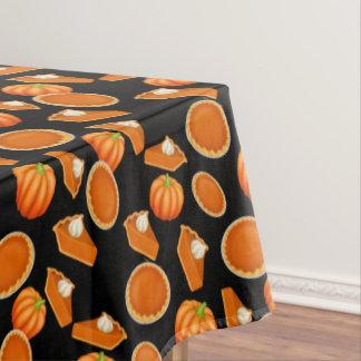 I Love Pumpkin Pie Tablecloth