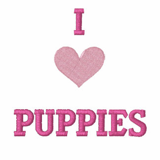 I LOVE PUPPIES - GREAT GIFT IDEA!