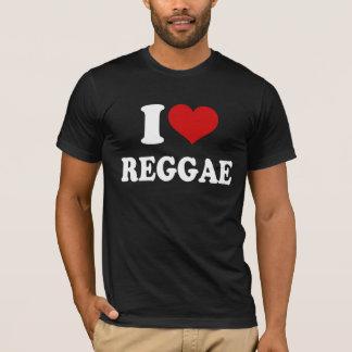 I Love Reggae T-Shirt