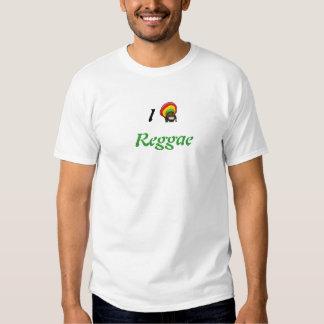I love Reggae Tshirts