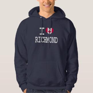 I love Richmond Hoodie
