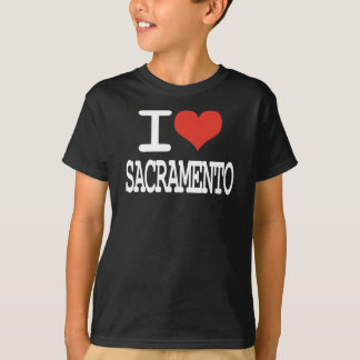 I love Sacramento T-Shirt