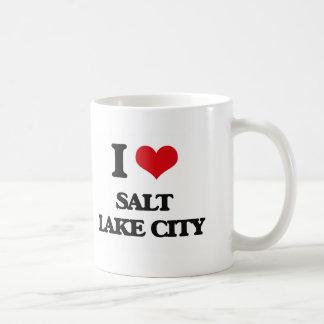 I love Salt Lake City Coffee Mugs