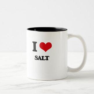 I Love Salt Mug