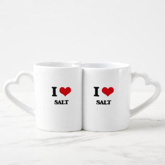 I Love Salt Lovers Mug