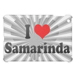 I Love Samarinda, Indonesia Cover For The iPad Mini