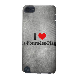 I Love Six-Fours-les-Plages, France iPod Touch 5G Cases