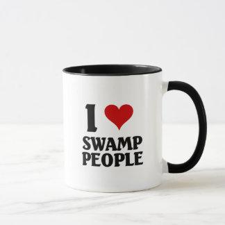 I love Swamp People
