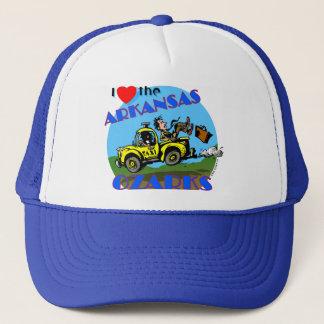 I Love the Arkansas Ozarks Trucker Hat