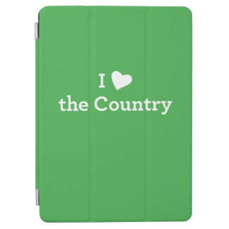 I Love the Country iPad Air Cover