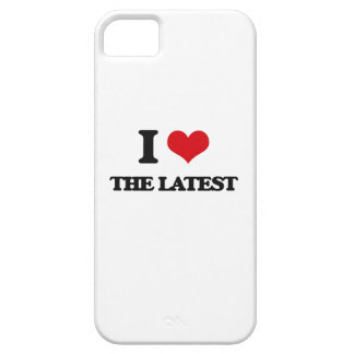 I Love The Latest Barely There iPhone 5 Case