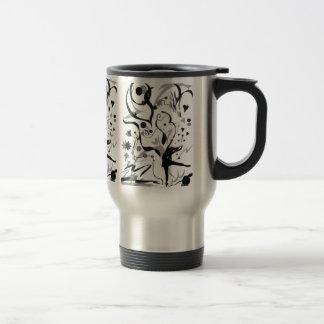 I Love To Dance! Travel Mug