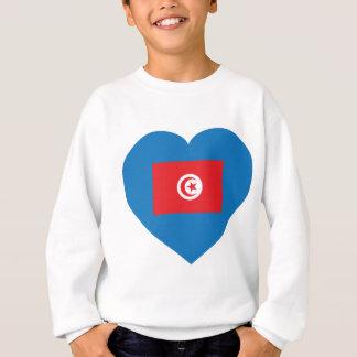 I Love Tunisia Sweatshirt