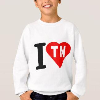 i_love_Tunus.png Sweatshirt