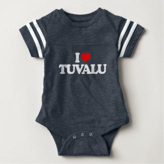 I LOVE TUVALU BABY BODYSUIT