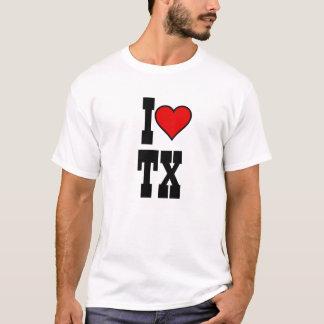 I love TX T-Shirt