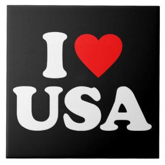 I LOVE USA TILES
