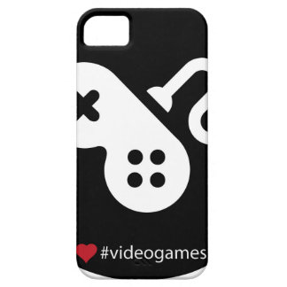 I Love Video Games iPhone 5 Cover