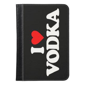 I LOVE VODKA iPad MINI CASE