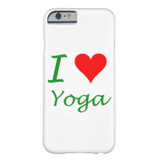 I Love Yoga Iphone 6 Case